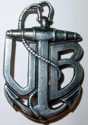Odznak posádek rakousko-uherských ponorek