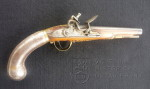Pistole – větrovka, Mathias Wider, Litovel, konec 18. století