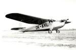 """Sportovní letouny Praga E-114 """"Air Baby"""""""