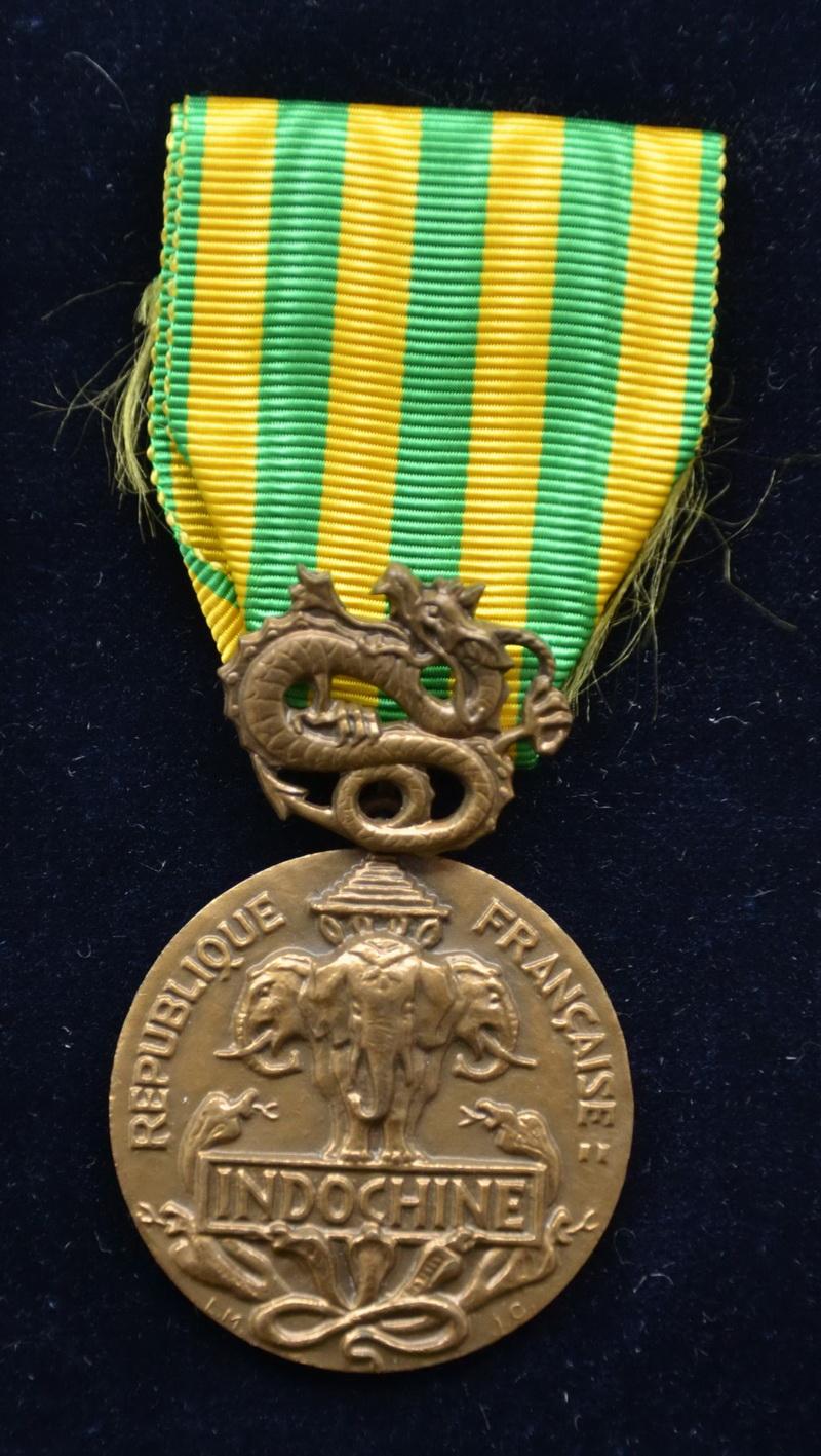 Francouzská Pamětní medaile za tažení v Indočíně