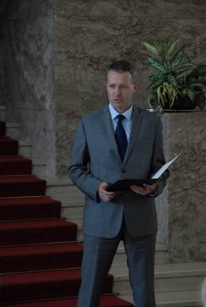 zástupce ředitele Vojenského zpravodajství
