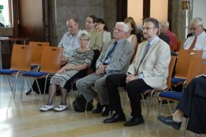 Ing. Ivan Šiman a PhDr. Karel Straka, Ph.D.