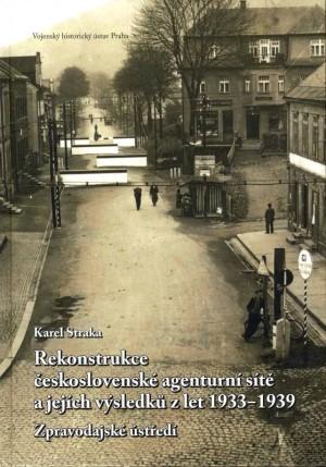 Rekonstrukce československé agenturní sítě