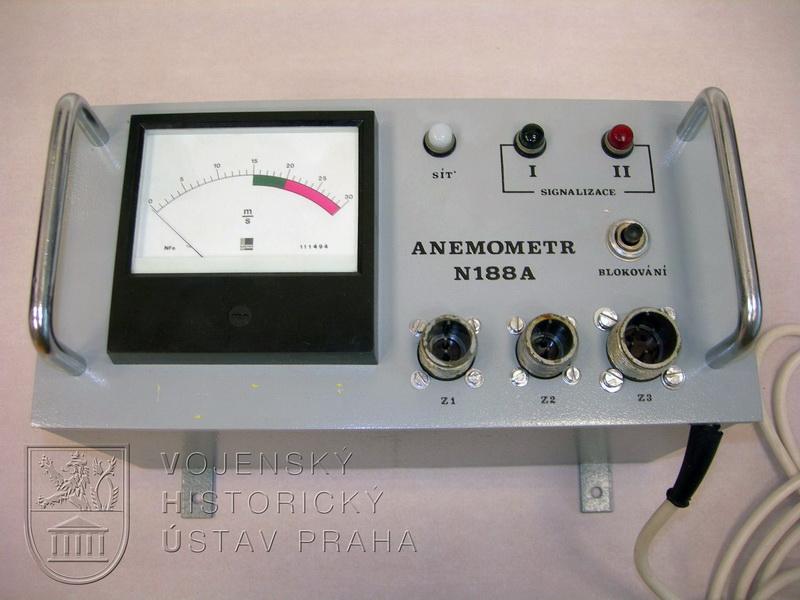 Anemometr N 188 A
