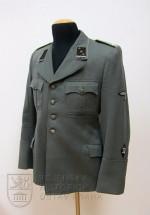 Blůza bezpečnostní služby, Německo, 1942