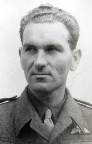 Jaroslav Klemeš na dobové fotografii. Foto sbírka VHÚ / Rukopis generála Rudolfa Krzáka