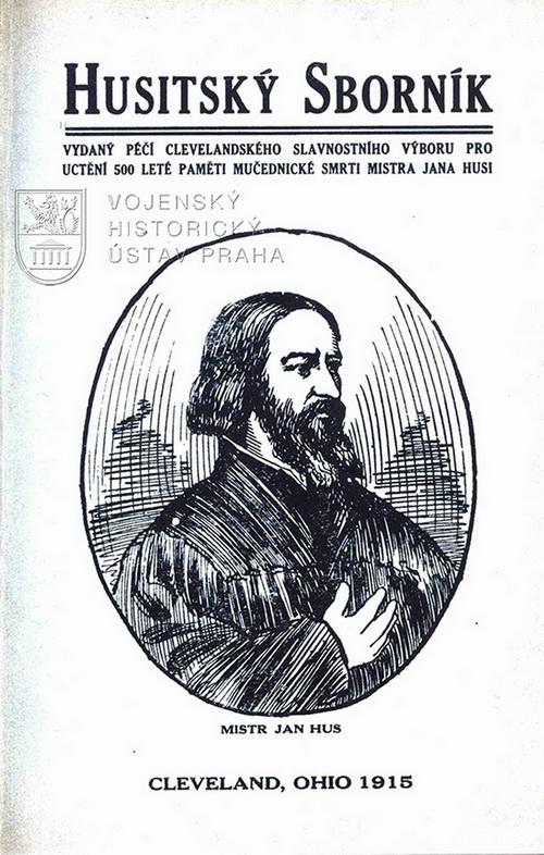 KHOP, Václav. Husitský sborník.