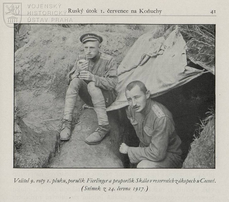 KLECANDA, Vladimír. Bitva u Zborova