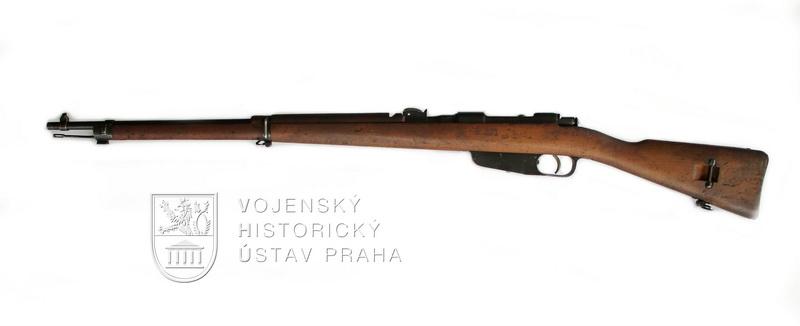 Italská puška Mannlicher-Carcano M 91/41
