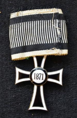 Mariánský kříž Řádu německých rytířů, I. třída
