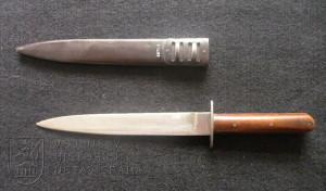 Rakousko-uherský útočný nůž vzor 1917