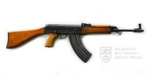 Československý samopal (útočná puška) vzor 58 P