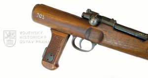 Německá výcviková puška palubních střelců