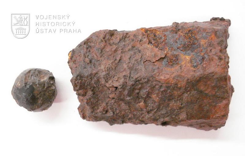 Železná střela v olověném plášti, Sión, kolem 1437