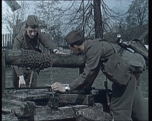 Film Hygienické zásady zásobování vojsk pitnou vodou