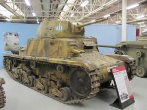Italský střední tank M13/40 tvořil pátěř Mussoliniho sil během bojů v severní Africe