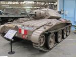 Kiplingovo dítě: mimořádné Tank Museum Bovington