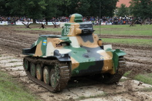 Čs. licenční tank určený do Švédska
