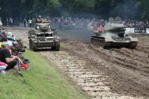 T-34 a tank Stuart