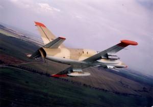 L-39ZA v letu, 90. léta