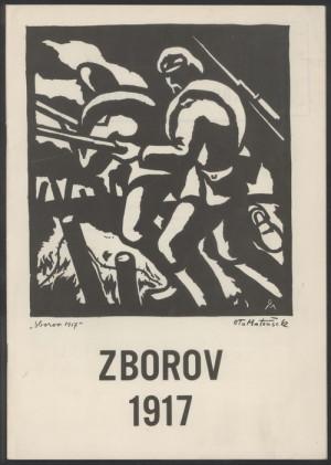 Krátký tisk k výstavě ve Vojenském historickém muzeu v roce 1967.