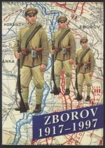 Sto let Zborova v české literatuře a tisku