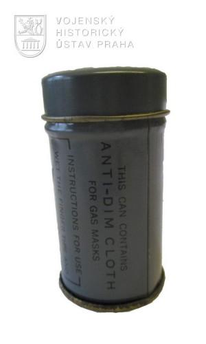 Americká vojenská ochranná maska M3, 2. světová válka - anti dim.