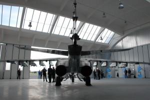 Prezentace letounu Su-25 ze sbírek VHÚ po renovaci