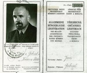 Falešné doklady Josefa Grni
