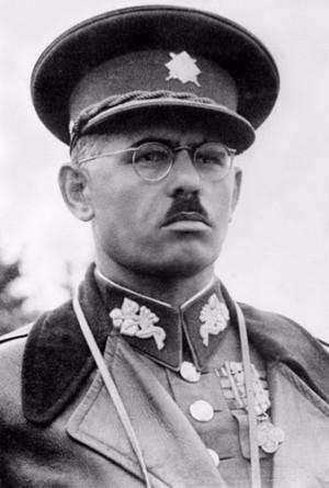 Generál Vojtěch Boris Luža