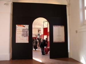 Výstava Dov'é la Patria Nostra? v Padule