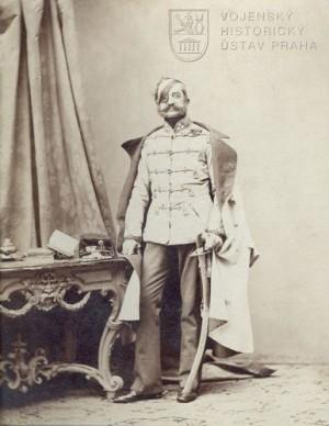 Jezdecká šavle Františka Jindřicha hraběte Šlika