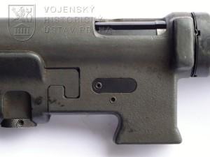Německý pokusný samopal MP 38 (L)