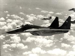 MiG-29A československého letectva, rok 1992
