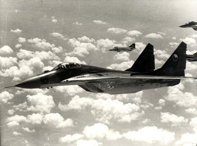 Československý stíhací letoun MiG-29A