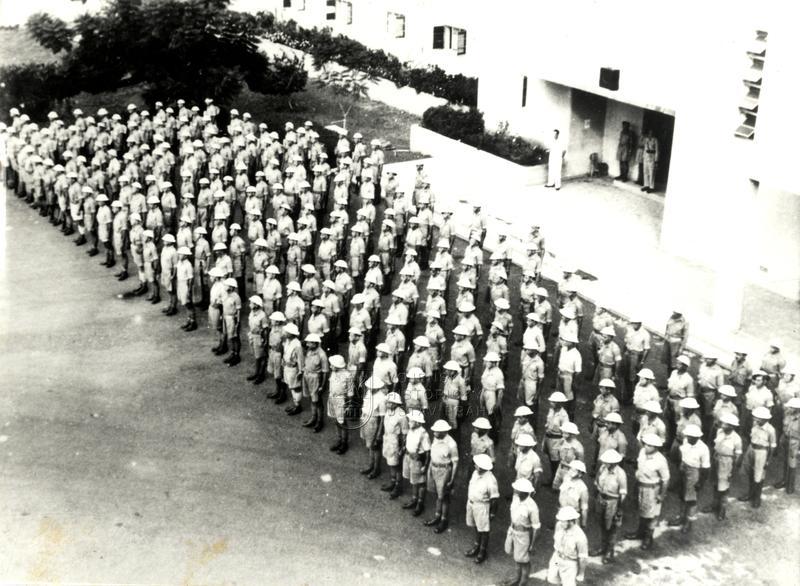 28. říjen u Československého lehkého protiletadlového pluku 200 – Východního v Haifě