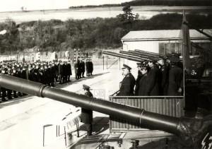 Převzetí nových tanků T-72 u útvaru ČSLA rok 1982