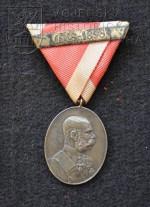Jubilejní dvorská medaile pro osoby vojenského stavu