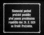 Pochod pražské posádky