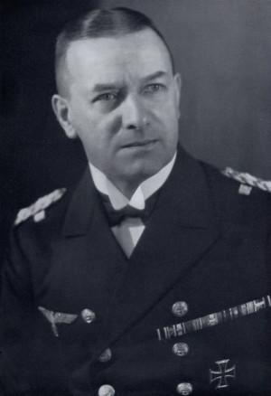 Admirál Erich Raeder, vrchní velitel válečného námořnictva. FOTO: VHÚ Praha