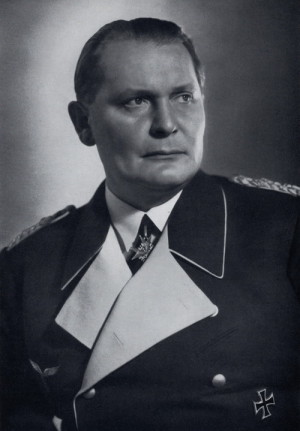 Generál Hermann Göring, vrchní velitel letectva. FOTO: VHÚ Praha