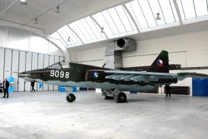 Renovovaný Suchoj Su-25 K
