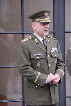 generálporučík Jiří Baloun