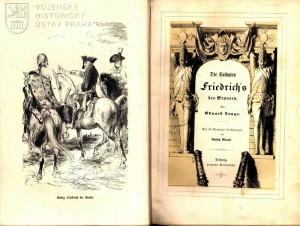 Titulní list a frontispis publikace.