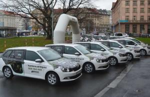 Rekrutační automobily Armády České republiky