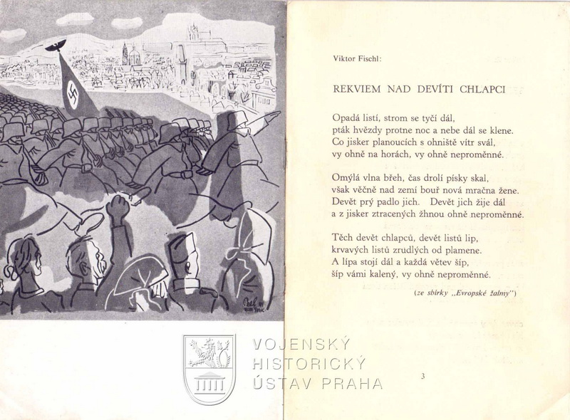 Tiskovina 17. listopad 1943