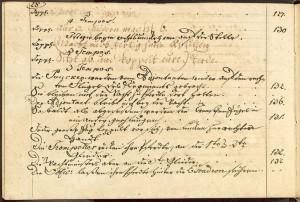 Ukázka ze zveřejněných a nově přístupných rukopisů