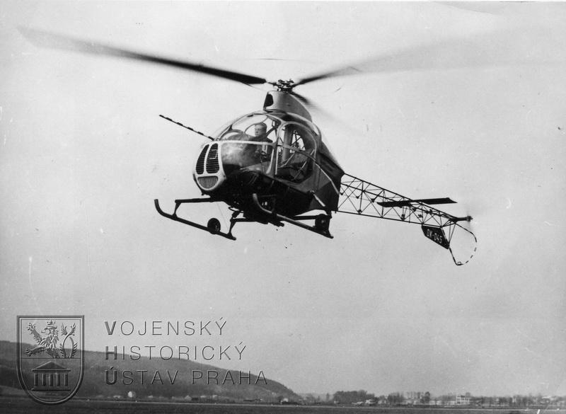 Zlín Z-135 Heli Trenér