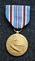 Medaile za americké tažení