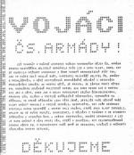Ohlasy listopadových dní roku 1989 v československé armádě